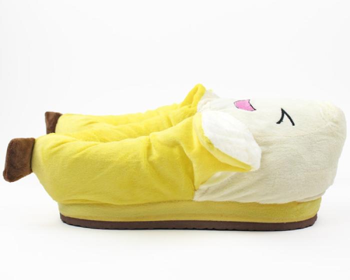 Banana Slippers 2