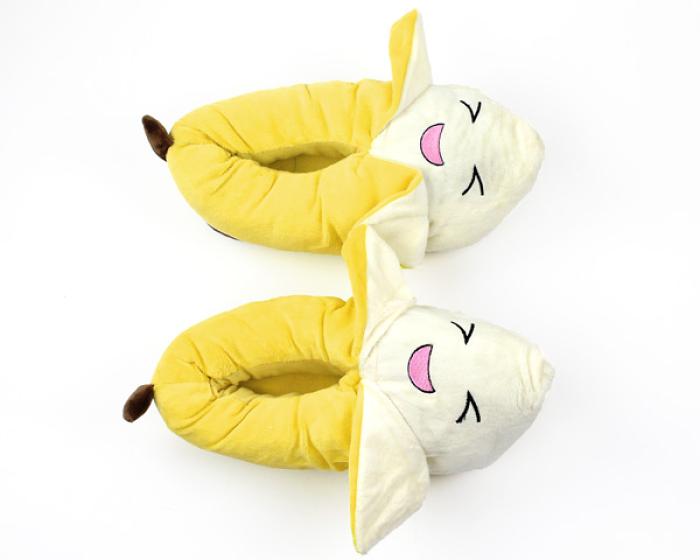Banana Slippers 4