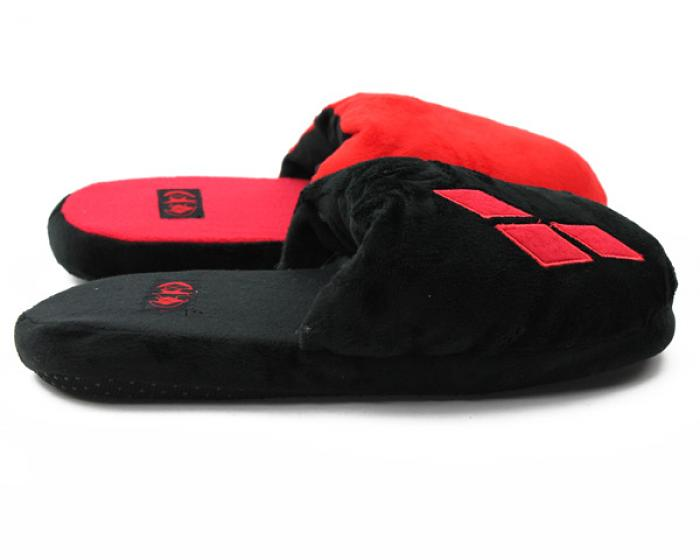 Harley Quinn Slippers 2