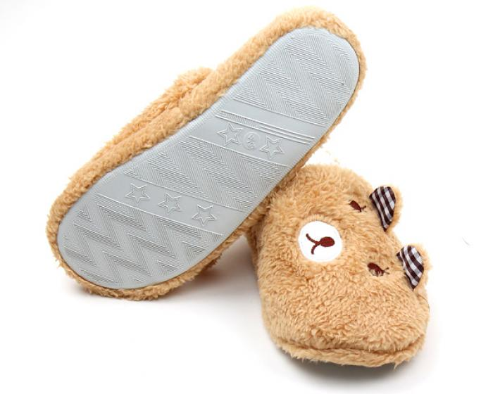 Teddy Bear Slippers 3