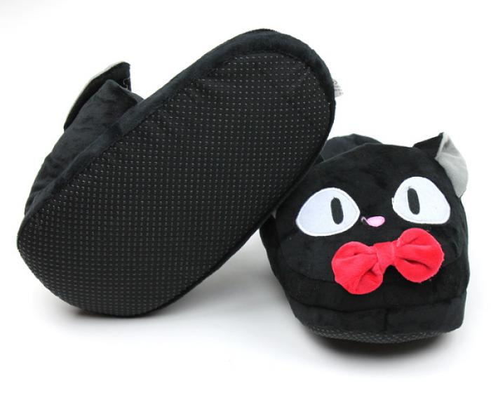 Jiji the Black Cat Slippers 3