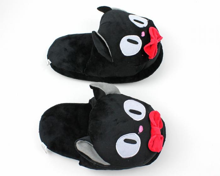 Jiji the Black Cat Slippers 4