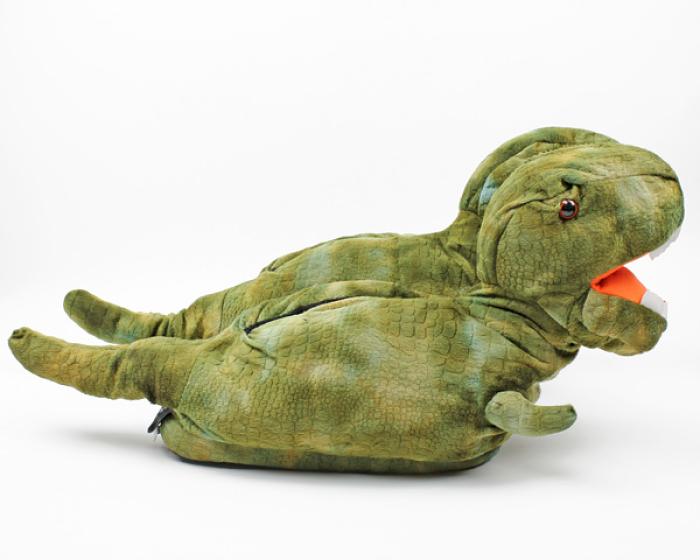 T Rex Dinosaur Slippers 2