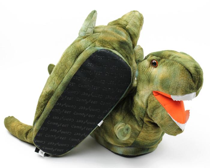 T Rex Dinosaur Slippers 3