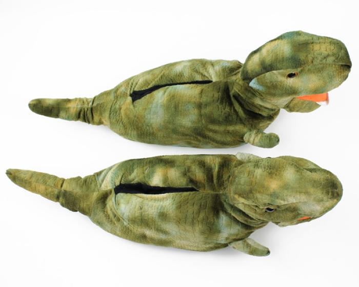 T Rex Dinosaur Slippers 4