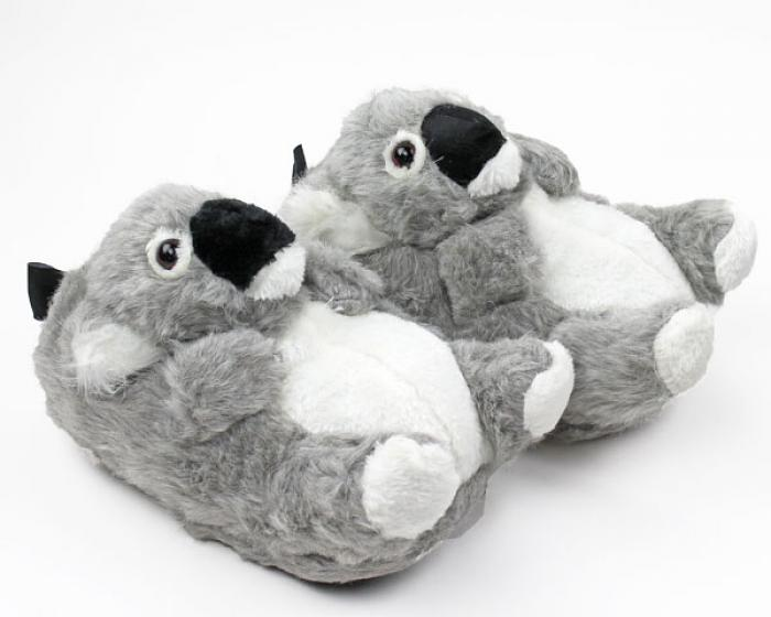 Koala Bear Animal Slippers 1