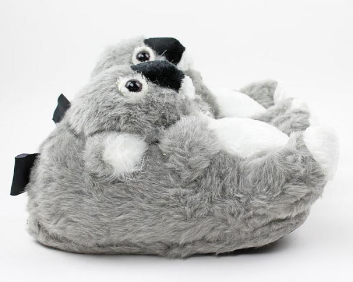 Koala Bear Animal Slippers 2