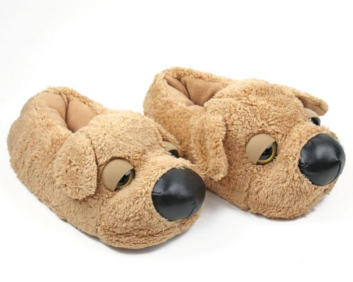 Hound Dog Slippers 1