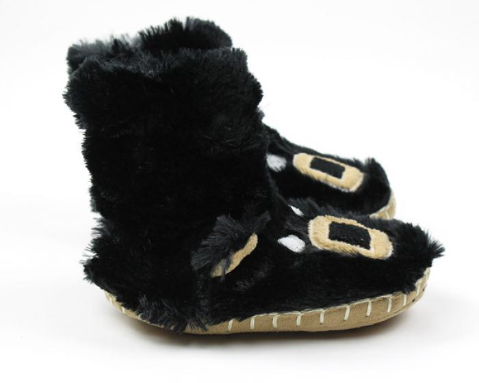 Kids Bear Slouch Slippers 2