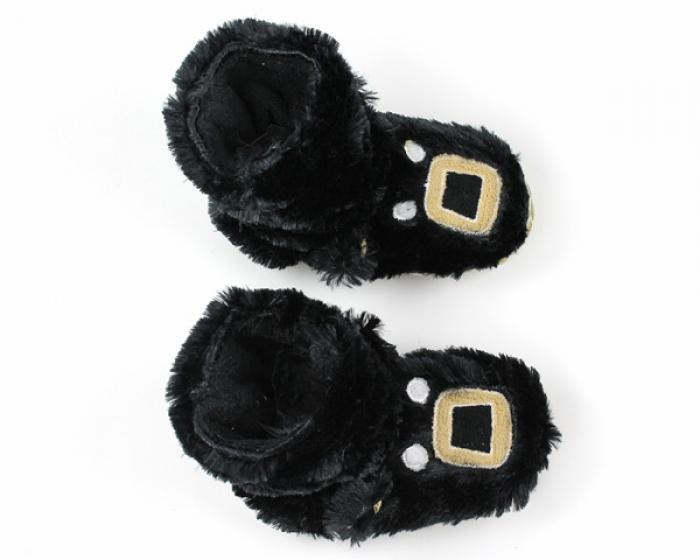 Kids Bear Slouch Slippers 4