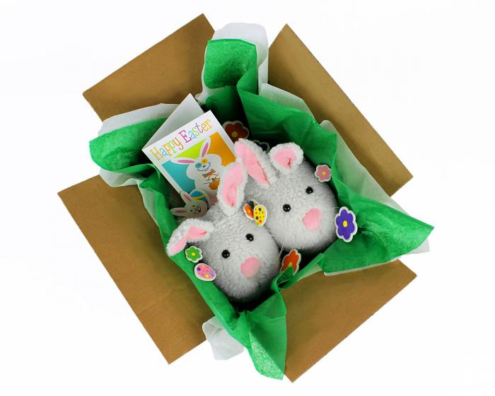 BunnyGram Easter package