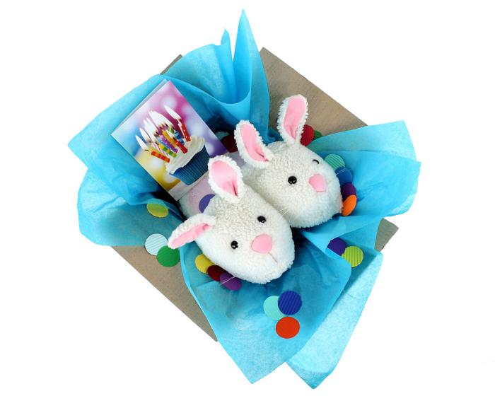 BunnyGram Birthday package
