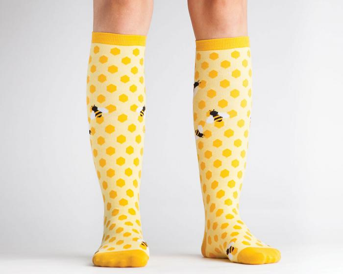 Bee Socks 3