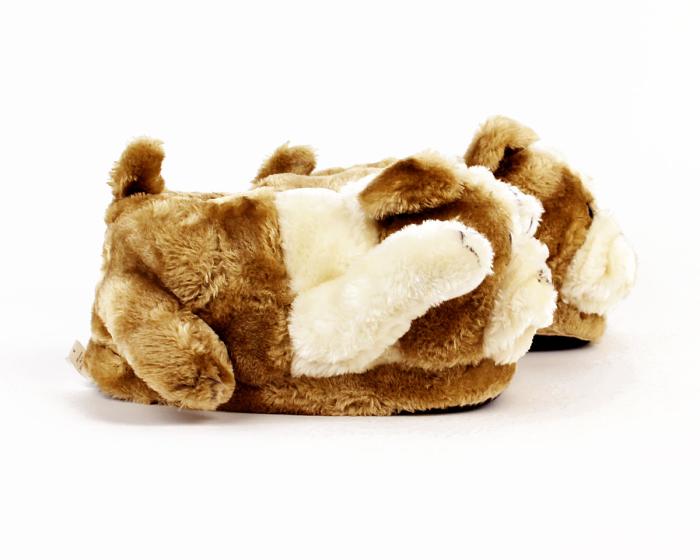 Bulldog Slippers 2