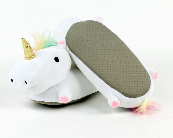 Unicorn Light Up Slippers View 4