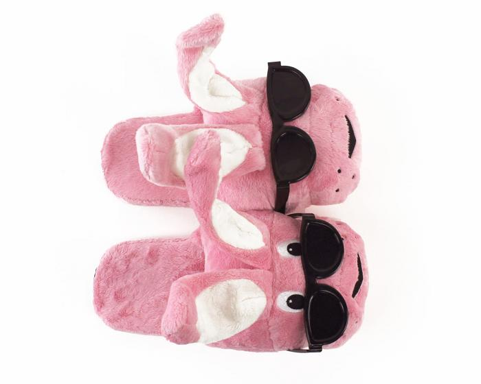 Energizer Bunny Slippers Top View