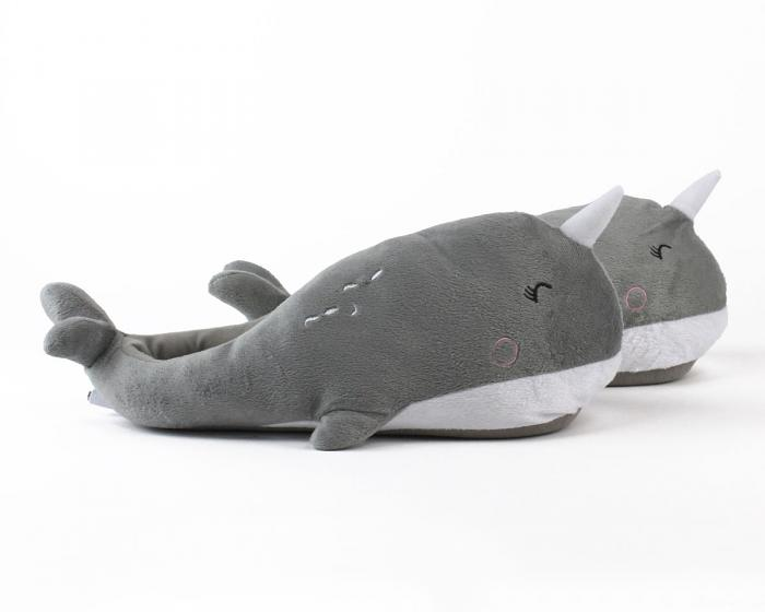 Nari Narwhal Heated Slipper 2