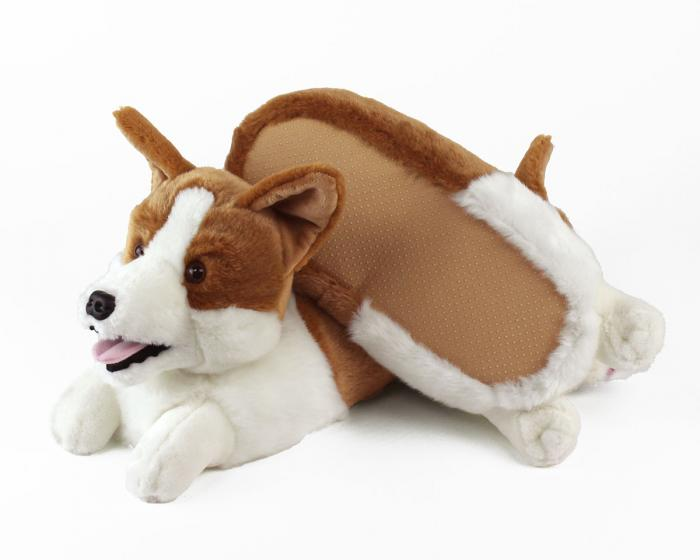 Corgi Slippers View 4
