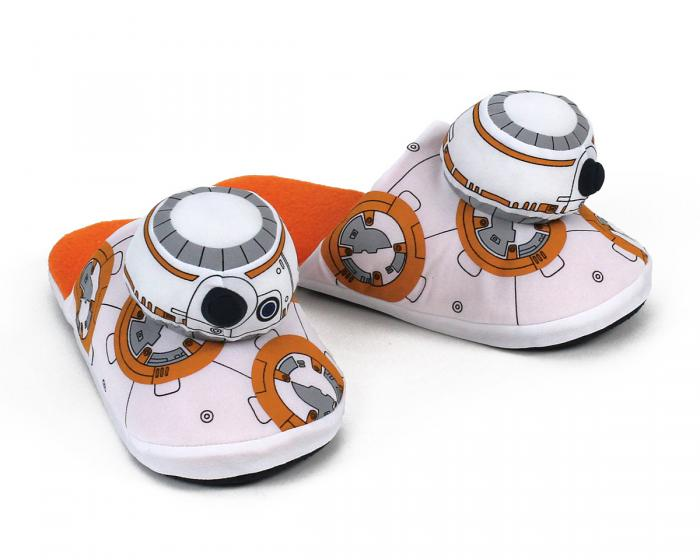 BB-8 Slippers View 1
