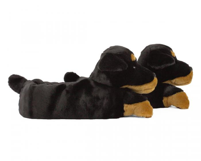 Rottweiler Slippers View 2
