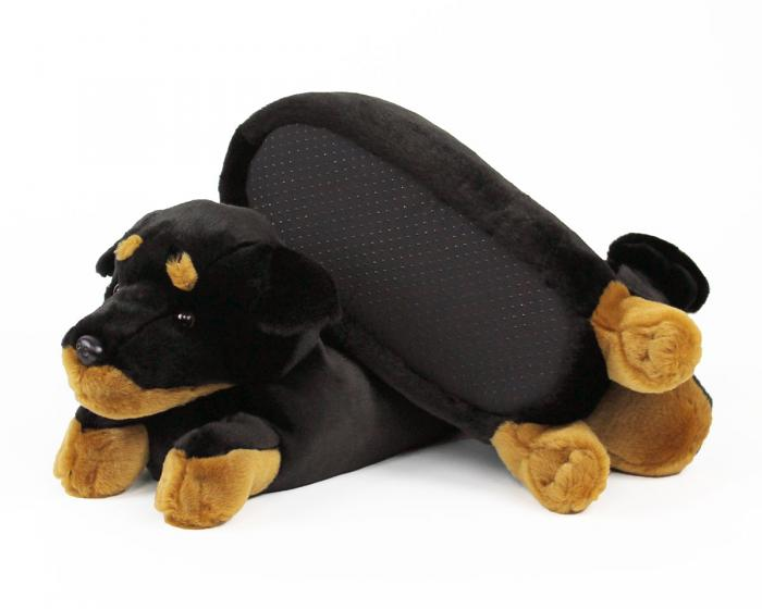 Rottweiler Slippers View 3