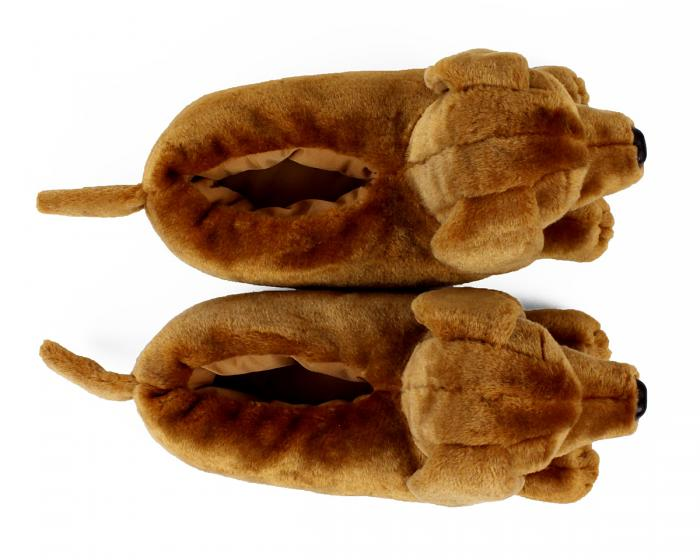 Dachshund Slippers View 4