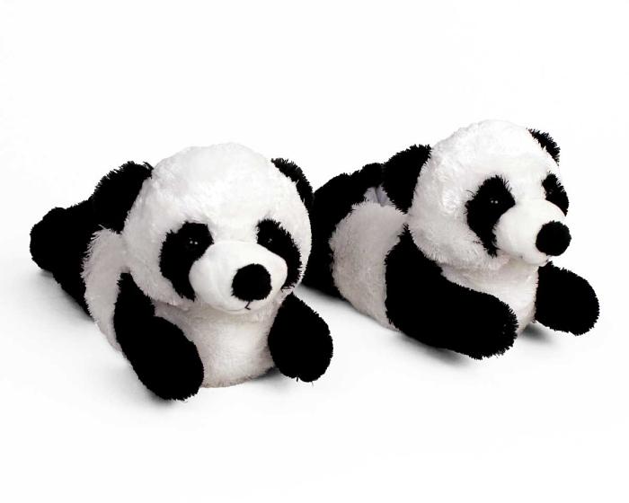 Panda Bear Slippers View 1