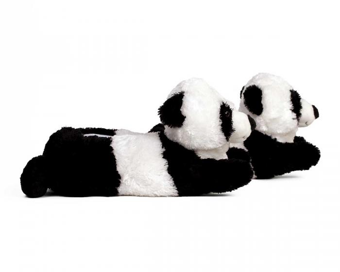 Panda Bear Slippers View 2