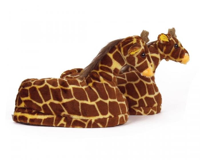 Giraffe Slippers Side View