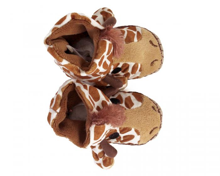 Kids Giraffe Slouch Slippers View 4