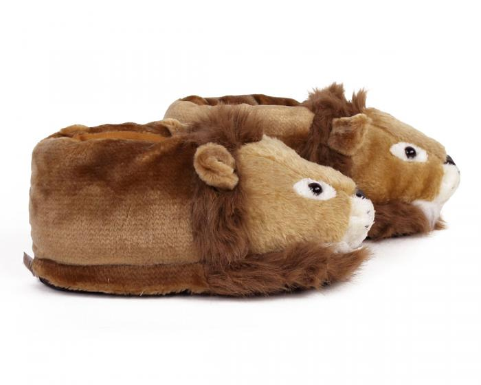 Lion Slippers 2