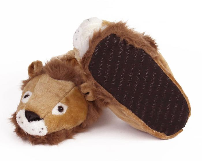 Lion Slippers 3