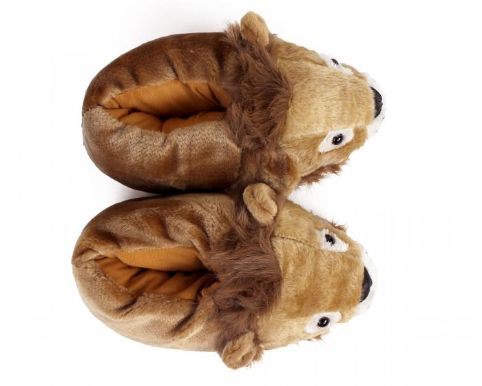 Lion Slippers 4