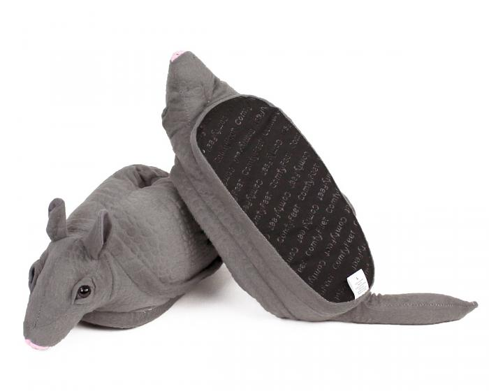 Armadillo Animal Slippers 3