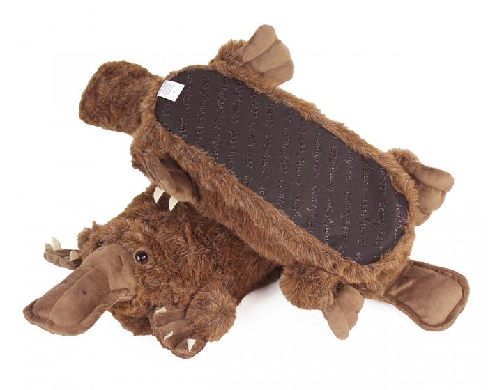 Platypus Animal Slippers 3