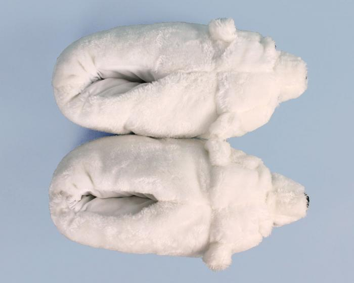 Polar Bear Slippers View 4