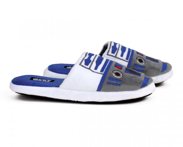 R2-D2 Slippers Side View