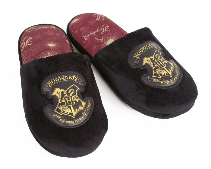 Hogwarts Slippers 3/4 View