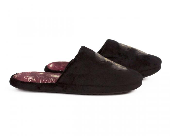 Hogwarts Slippers Side View