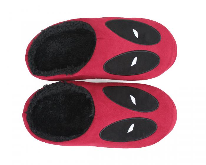 Deadpool Slippers Top View
