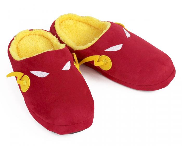 The Flash Slippers View 1