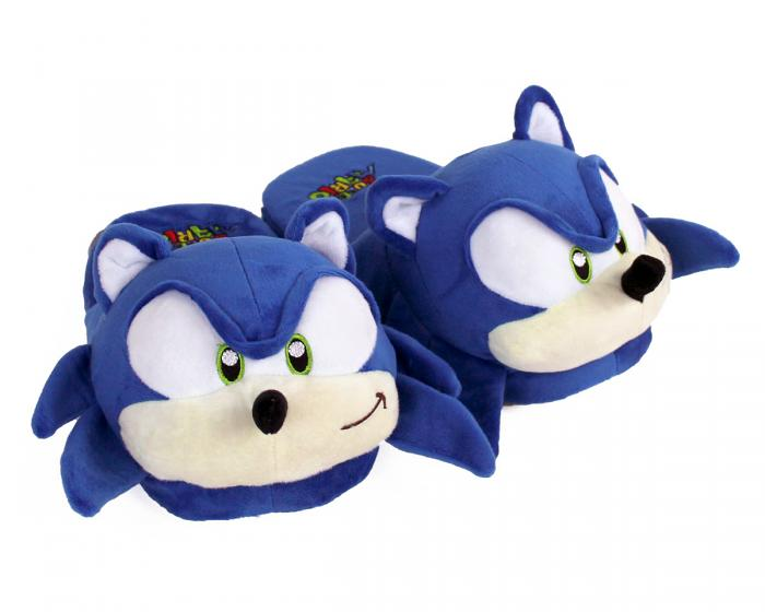 Sonic the Hedgehog Slippers View 1