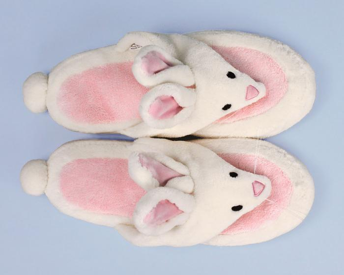 Bunny Spa Sandal Top View
