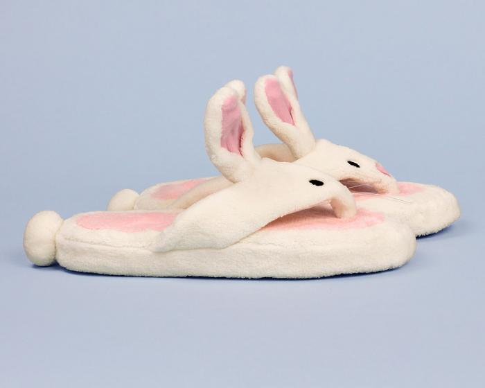 Bunny Spa Sandal Side View