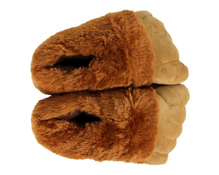 Big Foot Slippers Top View