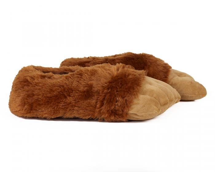 Big Foot Slippers Side View