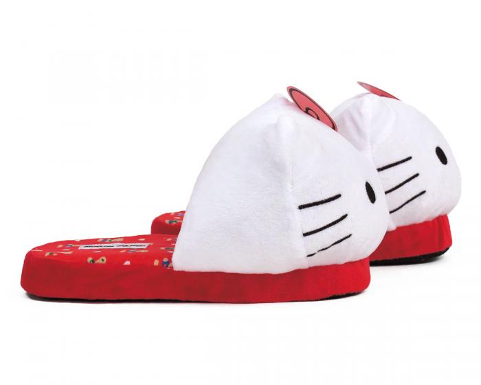 Hello Kitty Slippers Side View