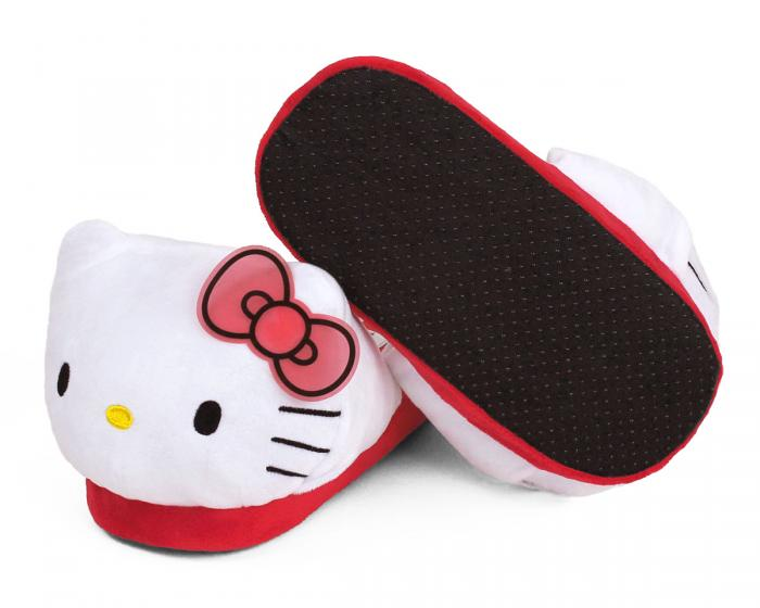 Hello Kitty Slippers Bottom View