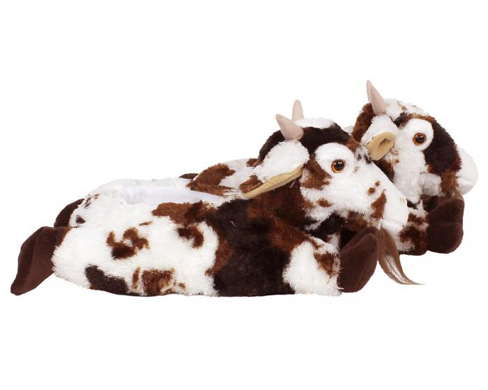 Goat Slippers Side View