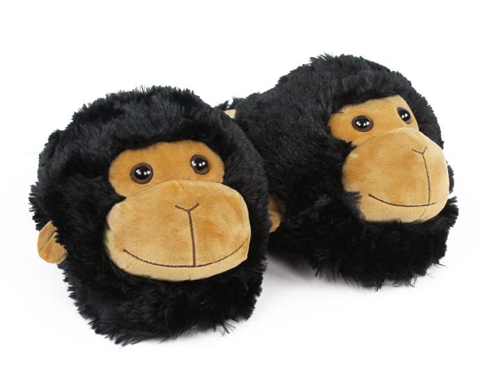 Fuzzy Monkey 3/4 View